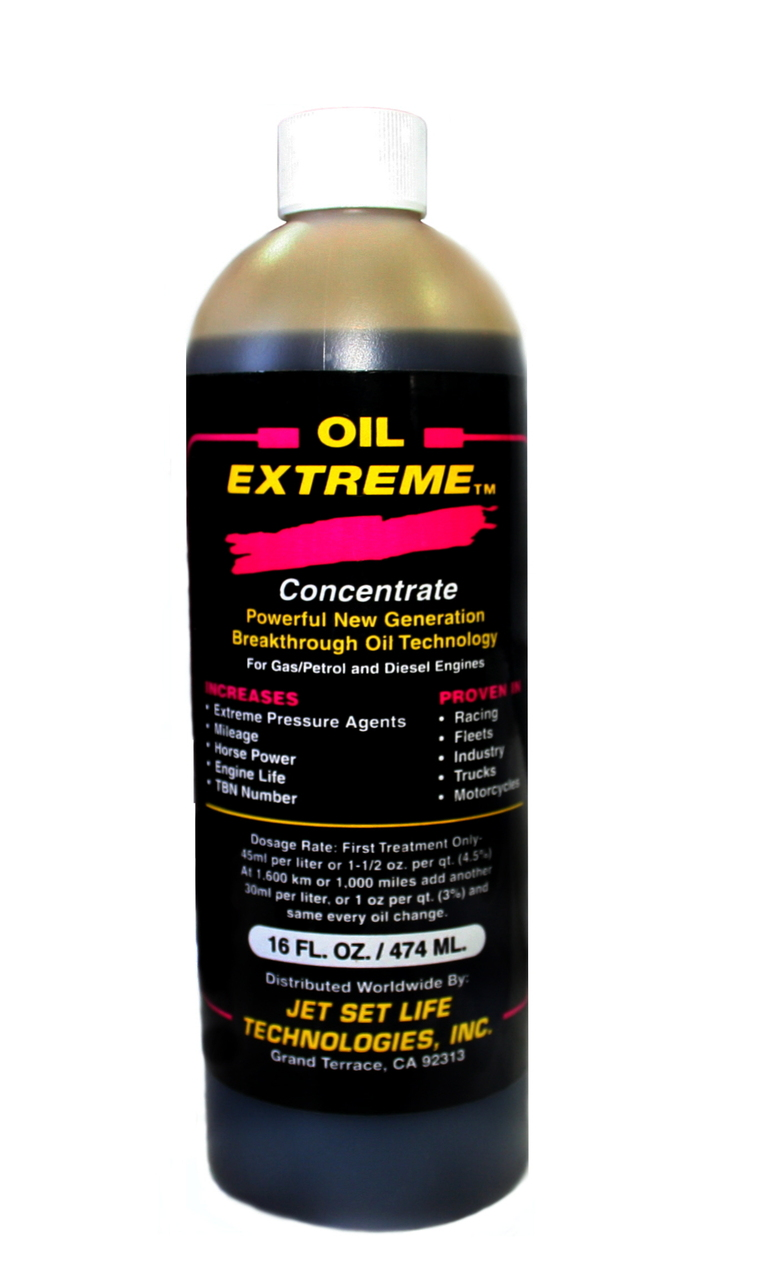 Oil extreme concentrate additive 16 oz single bottle for Bulk motor oil prices